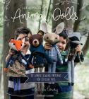 Handmade Animal Dolls: 20 Simple Sewing Patterns for Stylish Toys Cover Image