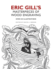 Eric Gill's Masterpieces of Wood Engraving (Dover Fine Art) Cover Image