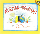 Norman the Doorman (Picture Puffin Books) Cover Image