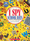I Spy School Days: A Book of Picture Riddles Cover Image