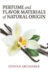 Perfume and Flavor Materials of Natural Origin Cover Image