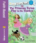 The Princess Twins Play in the Garden Cover Image