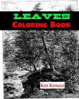 Leaves Coloring Book Cover Image