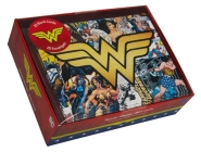 DC Comics: Wonder Woman Blank Boxed Note Cards Cover Image