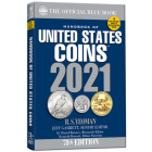 Handbook of United States Coins 2021 Cover Image
