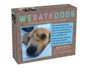 WeRateDogs 2022 Day-to-Day Calendar Cover Image