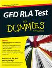 GED RLA Test FD (For Dummies) Cover Image