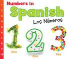 Numbers in Spanish Cover Image