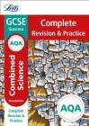 Letts GCSE Revision Success - New Curriculum – AQA GCSE Combined Science Foundation Complete Revision & Practice Cover Image