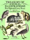 Treasury of Animal Illustrations: From Eighteenth-Century Sources (Dover Pictorial Archives) Cover Image