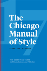 The Chicago Manual of Style, 17th Edition Cover Image