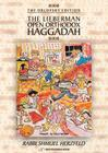 The Lieberman Open Orthodox Haggadah Cover Image