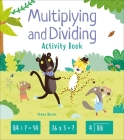 Multiplying and Dividing Activity Book Cover Image