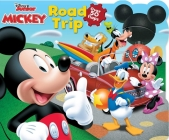 Disney Mickey Road Trip (Lift-the-Flap) Cover Image