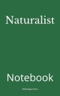 Naturalist: Notebook Cover Image