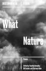 What Nature (Boston Review / Forum) Cover Image