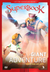 Superbook a Giant Adventure: David and Goliath Cover Image