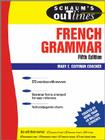 Schaum's Outline of French Grammar, 5ed Cover Image