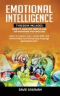 Emotional Intelligence: This Book Includes: How to Analyze People and Introducing Psychology: Learn to improve your social skills and relation Cover Image