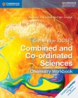 Cambridge IGCSE Combined and Co-Ordinated Sciences Chemistry Workbook (Cambridge International Igcse) Cover Image