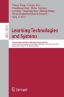 Learning Technologies and Systems: 19th International Conference on Web-Based Learning, Icwl 2020, and 5th International Symposium on Emerging Technol Cover Image