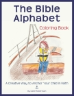 The Bible Alphabet Coloring Book Cover Image