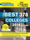 The Best 378 Colleges, 2014 Edition Cover Image