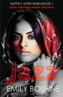 Jazz: A Dark Modern Aladdin Retelling Romantic Suspense Novel Cover Image