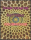 islamic geometric patterns coloring book: Islamic decorations drawn for coloring, Islamic culture Cover Image