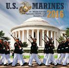 U.S. Marines 2016 Mini: 16-Month Calendar September 2015 through December 2016 Cover Image