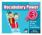 Vocabulary Power Grade 3 Cover Image