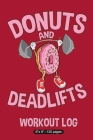 Donuts and Deadlifts: Workout Log - 6