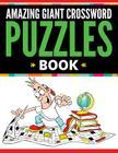Amazing Giant Crossword Puzzle Book Cover Image