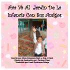 Ava Goes To Kindergarten-Spanish Translation Cover Image