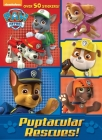 Puptacular Rescues! (Paw Patrol) Cover Image