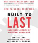 Built to Last CD: Successful Habits of Visionary Companies Cover Image