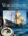 Glencoe World History: Modern Times, Student Edition (Human Experience - Modern Era) Cover Image