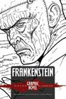 Frankenstein (Dover Graphic Novel Classics) (Dover Graphic Novels) Cover Image