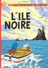 L'Ile Noir = Land of the Black Gold (Tintin) Cover Image