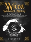 Wicca Witchcraft Mastery: 7 Books In 1: Ultimate Guide For Beginners to Master Spells, Herbal Magic, Crystals, Moon Rituals, Wiccan Recipes and Cover Image