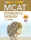 Examkrackers MCAT 11th Edition Psychology & Sociology Cover Image