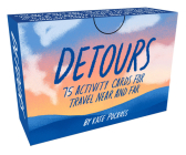 Detours: 75 Activity Cards for Travel Near and Far Cover Image