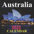 Australia Calendar 2022: Australia Calendar 2022,12 Month Calendar, National Parks, Kangaroo, Koala, ..... Cover Image
