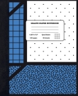 Graph Paper Notebook Quad Ruled 5x5: Geometry and Science - Composition Notebook for Girls Boys Students - cute Notebook for College School - Geometri Cover Image