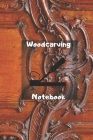 Woodcarving Notebook Cover Image