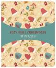 Cozy Bible Crosswords: 99 Puzzles! Cover Image
