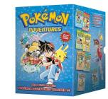 Pokémon Adventures Red & Blue Box Set (Set Includes Vols. 1-7) (Pokémon Manga Box Sets #1) Cover Image