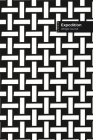 Expedition Lifestyle Journal, Wide Ruled Write-in Dotted Lines, (A5) 6 x 9 Inch, Notebook, 288 pages (144 shts) (Black) Cover Image