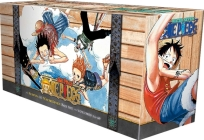 One Piece Box Set 2: Skypeia and Water Seven: Volumes 24-46 with Premium (One Piece Box Sets #2) Cover Image