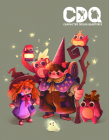 Character Design Quarterly 16 Cover Image